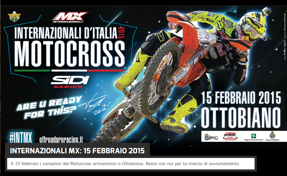 Internazionali Motocross